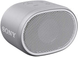 Sony SRS-XB01 Compact Portable Bluetooth Speaker: Loud Portable Party Speaker - Built in Mic for Phone Calls Bluetooth Speakers - White