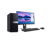 DELL OPTIPLEX 7060 MT SYSTEM, INTEL CORE i7 @ 8700, 4GB DDR4 RAM, 1TB HDD, KB, MOUSE, DVDRW, UBUNTU, E1916He - 47cm(18.5