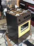 Ocean(ITALY)50x50 4B Gas cooker with oven and Grill