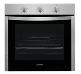 Indesit Gas Hobb With Electric built-Oven
