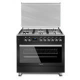 Ferre Stainless 6 Burner 60x90 Gas Cooker