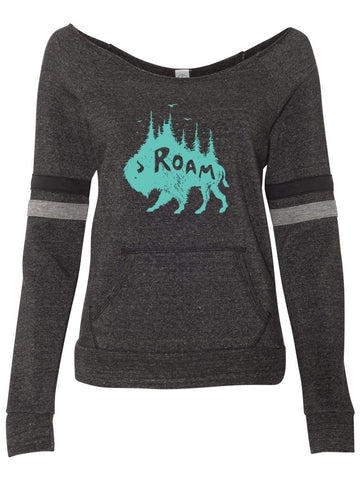Buffalo Roam Sweatshirt
