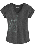 Constellation Womens Cat Shirt