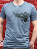 Crow Mens Graphic Tee
