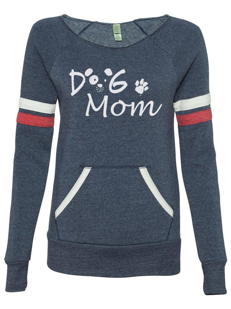 Dog Mom Womens Sweatshirt