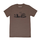 Mens Coffee Otter Shirt