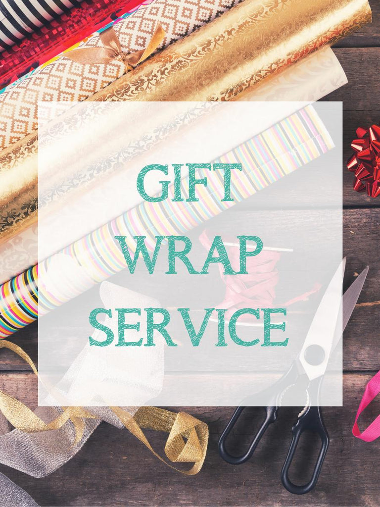 Gift Wrap Service - Revival Ink Shirts