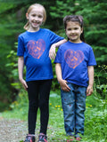 Toddler Fox Shirt - Revival Ink Shirts