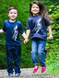 Kids Space Fox Shirt | Kids Gift - Revival Ink Shirts