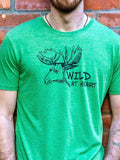 Mens Moose Graphic T-shirt