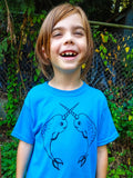Narwhal Kids Graphic Tee