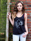 Octopus Womens Tank Top - Revival Ink Shirts
