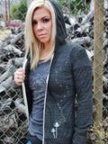 Dandelion Organic Cotton Hoodie Sweatshirt - Revival Ink Shirts