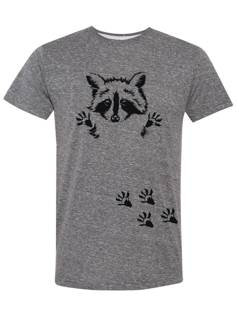Raccoon Mens T-Shirt