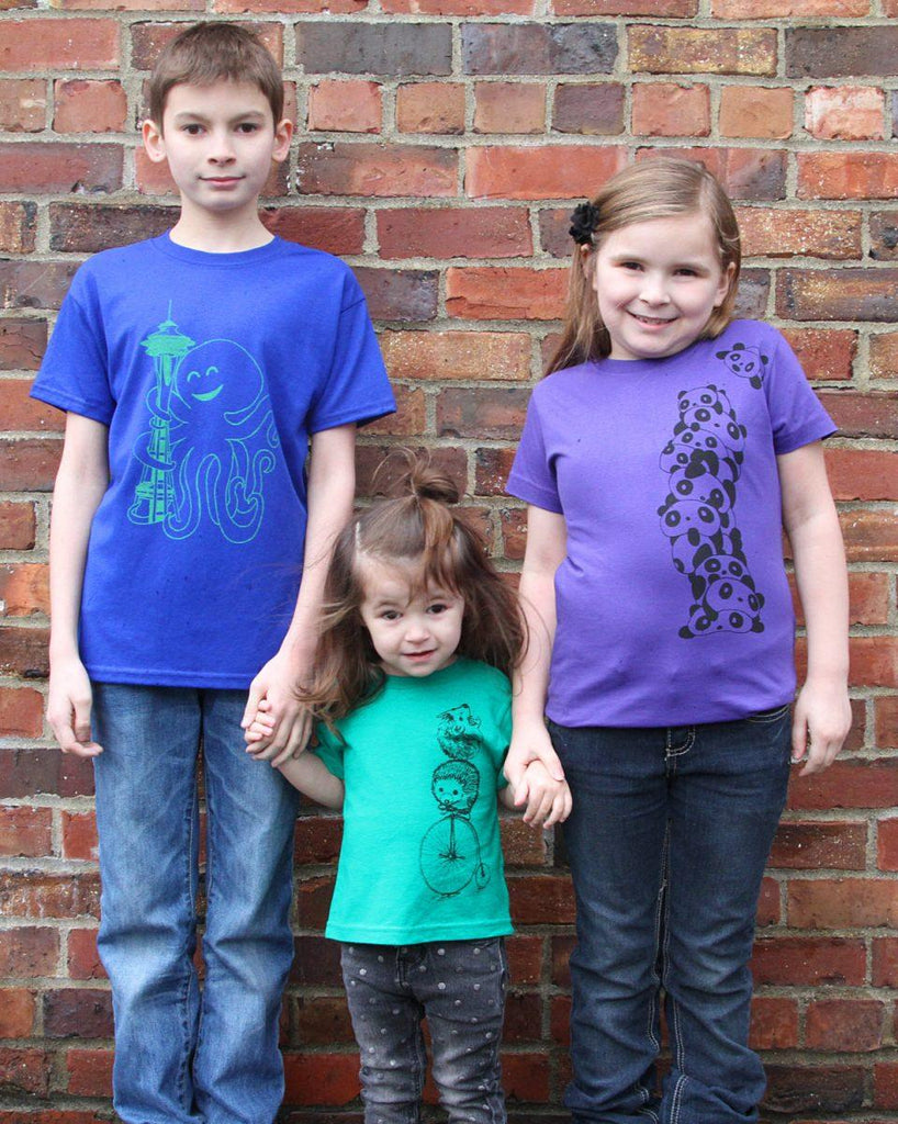 Hedgehog Toddler Tee - Revival Ink Shirts