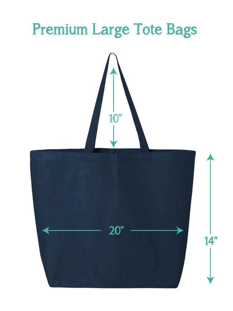 Narwhals Beach Bag | Canvas Tote Bag