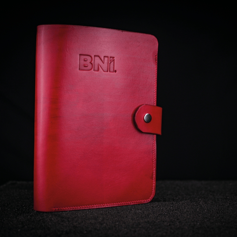 BNI - A5 Notebook Cover