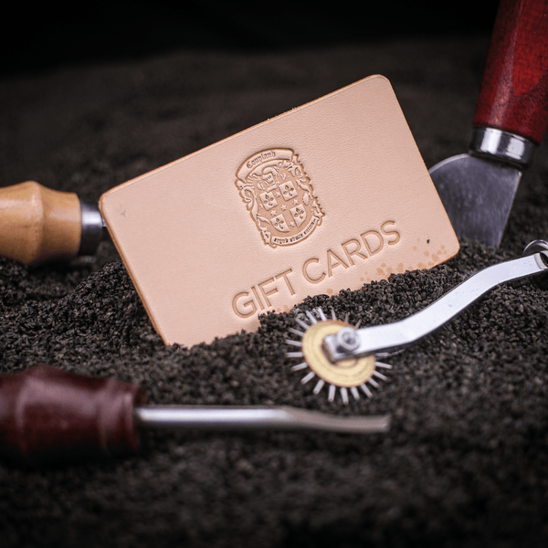 Coupland Leather Gift Card