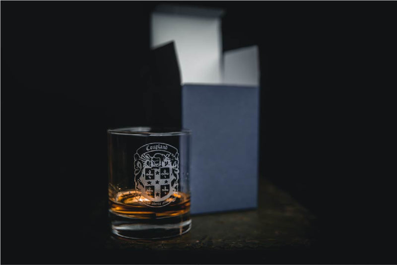 Pack of 5 - Coupland Whisky Tumbler