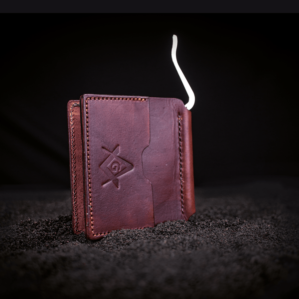 Masonic Jon Wallet