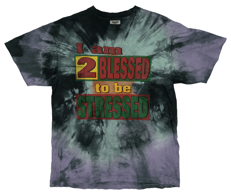 2 BLESSED HAND-DYE