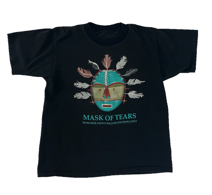 MASK OF TEARS