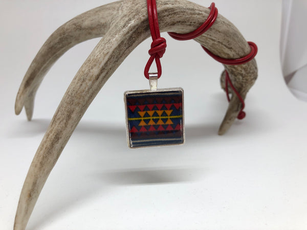 Geometric Design Pendant