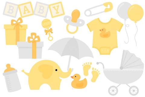 Baby Shop - All Items