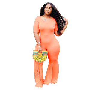 Retail or Wholesale: Bell Bottom Jumpsuit