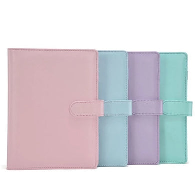 Retail or Wholesale Leather 6-Ring Binder