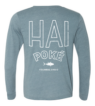 Load image into Gallery viewer, Hai Poke Vintage Long Sleeve Tee