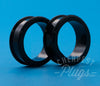 Black Silicone Tunnels