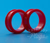 Red Silicone Tunnels