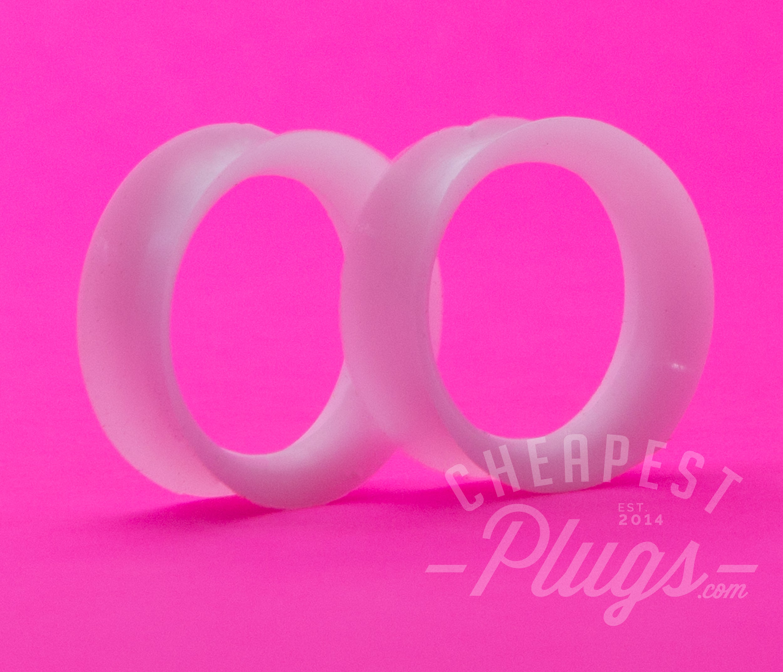 Page 2  Silcone plugs and tunnels  Size 10mm  00g