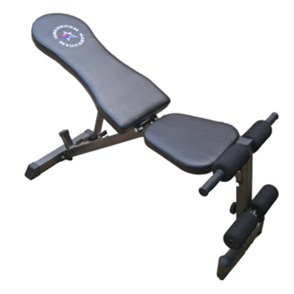 Incline - Decline USA Bench - Gym Gear Direct
