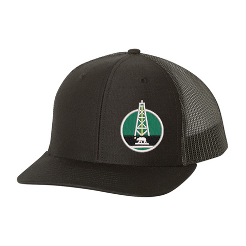 Hockey Theme Trucker Cap