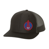 Baseball Theme Trucker Cap