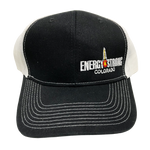 Energy Strong Bar-logo - Port Authority® Snapback Trucker Cap