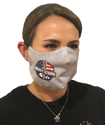 Energy Strong USA Mask