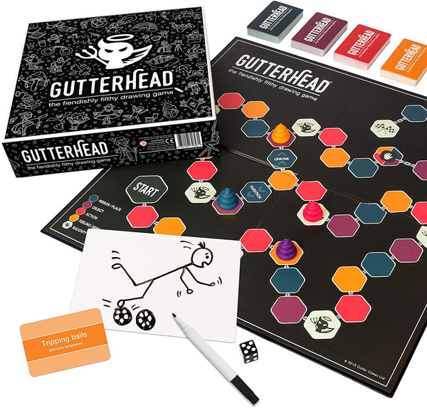 Gutterhead-Games-Close-Up-Photo