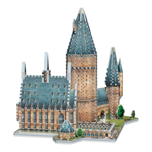 Harry Potter Hogwarts 3D Puzzle Great Hall