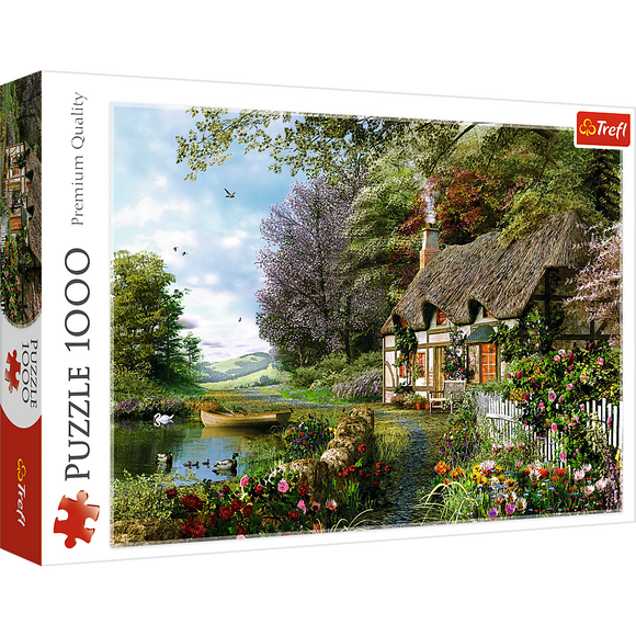 Charming Nook Puzzle - Trefl - 1000 pieces - Puzzles-and-Games.com