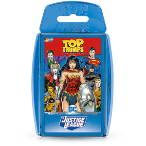 Top Trumps DC's Justice League - Puzzles-and-Games.com