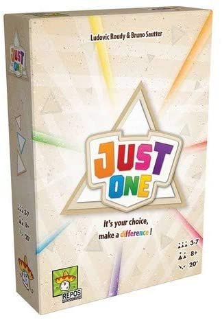 Just One Family Game - Puzzles-and-Games.com