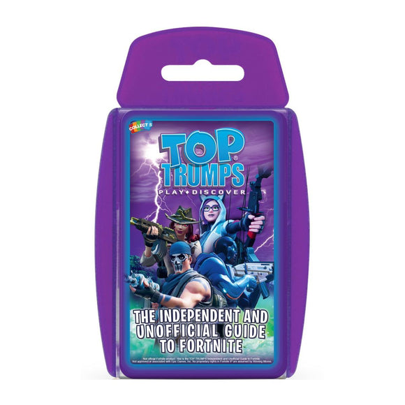 Top Trumps Fortnite - Puzzles-and-Games.com