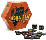 Cobra Paw - Ninja-Like Know How Steals the Game - Puzzles-and-Games.com