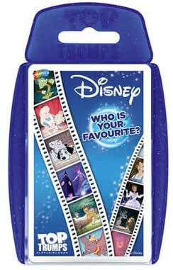 Top Trumps Disney Classics - Puzzles-and-Games.com