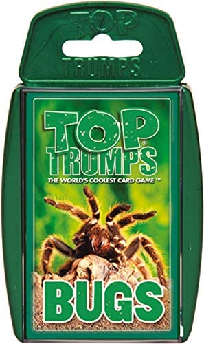 Top Trumps Bugs - Puzzles-and-Games.com