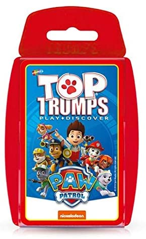Top Trumps Paw Patrol 2019 - Puzzles-and-Games.com