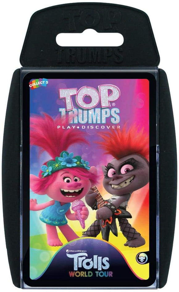 Top Trumps Trolls World Tour - Puzzles-and-Games.com